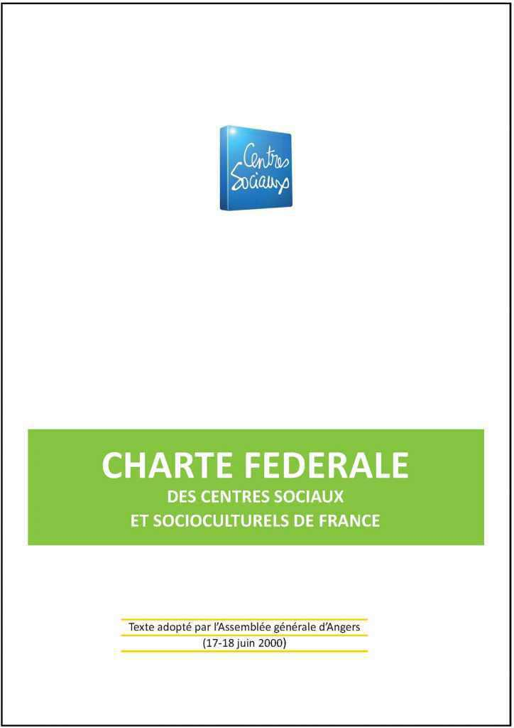 Charte fédérale texte 22 11 2013